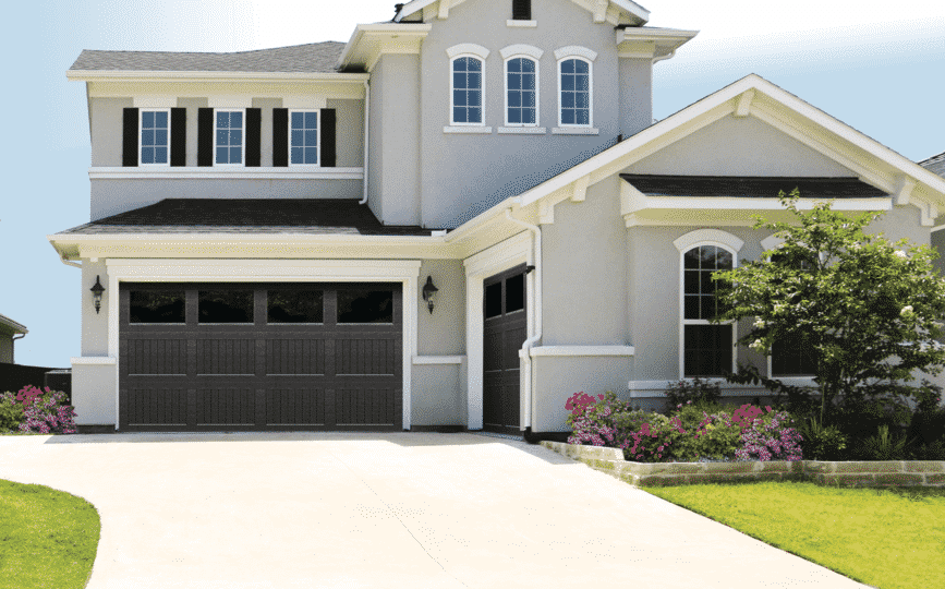 Bring Curb Appeal with a New Garage Door